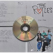 The Rutles - Live + Raw CD