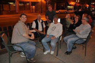 Rick Gieser, Neil, Vet Ken, Rutling Ken, and the rest