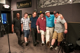 Paul (video) Ben (gopher) Nick (producer)  Rich Reese (interviewer) Neil and Dan (sound)