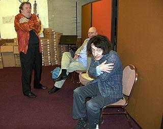 Emoham, Martin & John